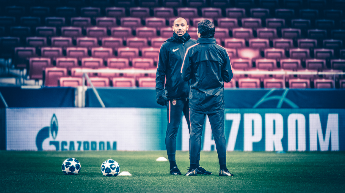 """Thierry Henry : """"On connaît notre bataille"""""""
