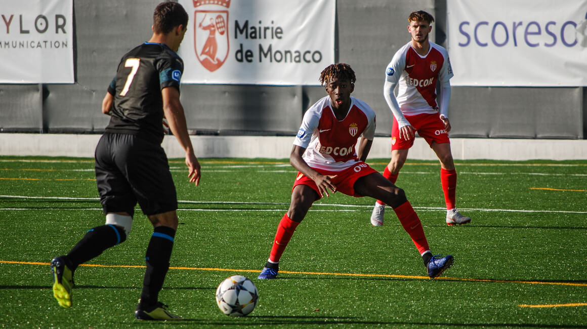 U19 : AS Monaco 0-0 OM