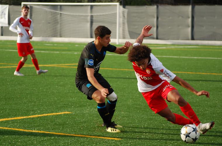 U19 Highlights : AS Monaco 0-0 OM