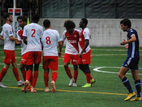 U19 : AS Monaco 5-2 SC Bastia