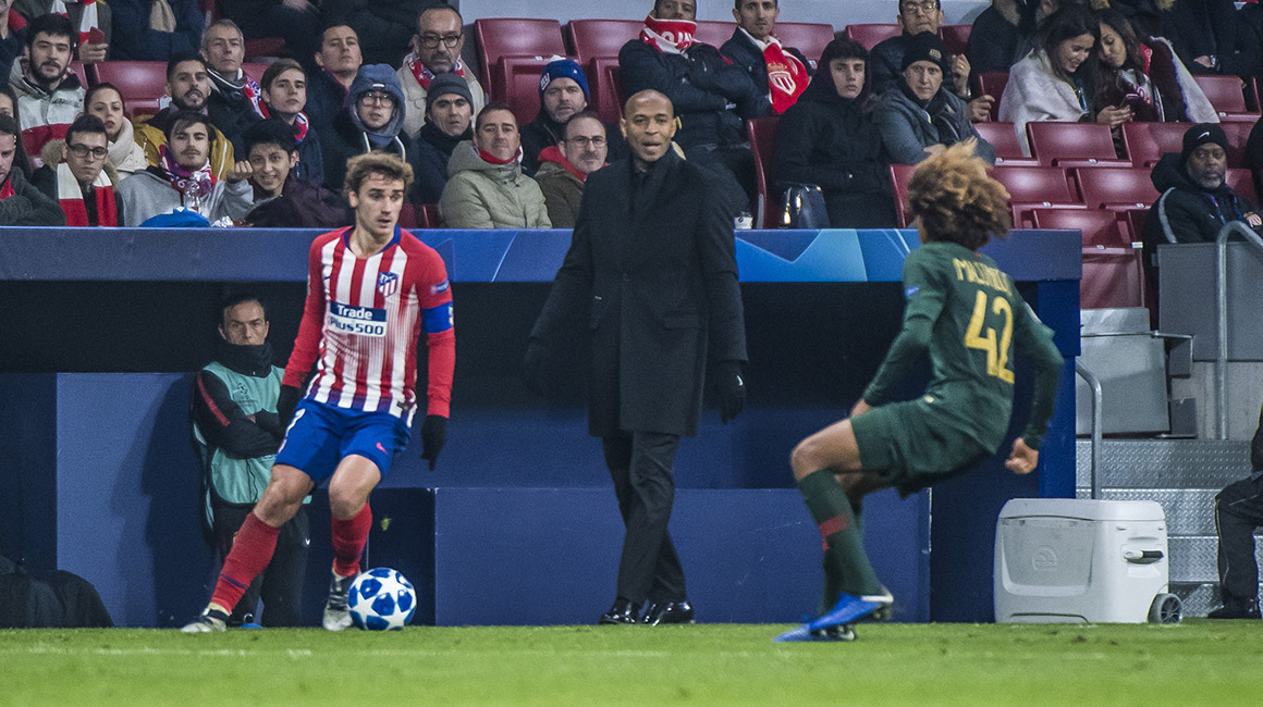 """T. Henry : """"Bien pour l'avenir du club"""""""