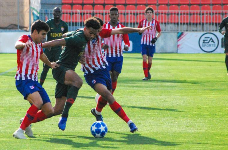 Youth League : Défaite à Madrid