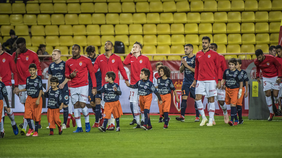 AS Monaco – Montpellier, le film
