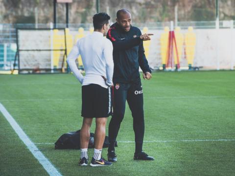 """Thierry Henry: """"Sé lo que representa este derby"""""""