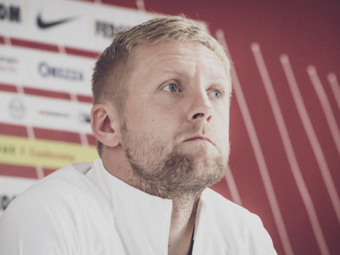 "Kamil Glik: ""Go get the win on Friday"""