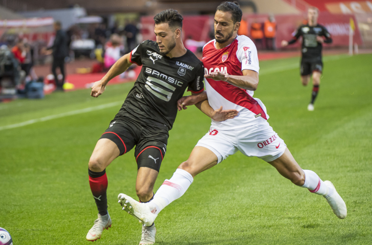 AS Monaco - Rennes en quarts de finale