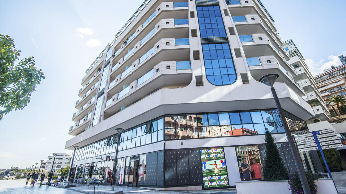 L'AS Monaco Football Store ouvert les dimanches 16 et 23 décembre