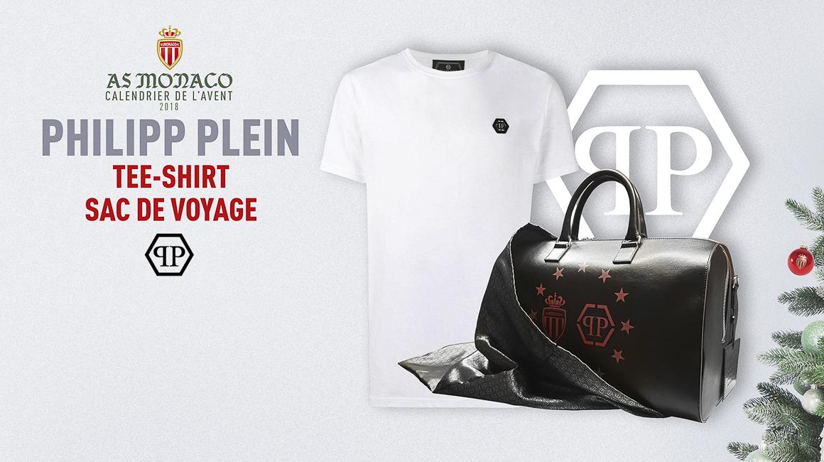 Gagnez un sac et un t-shirt Philipp Plein !