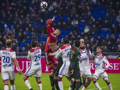 OL - AS Monaco, le film du match