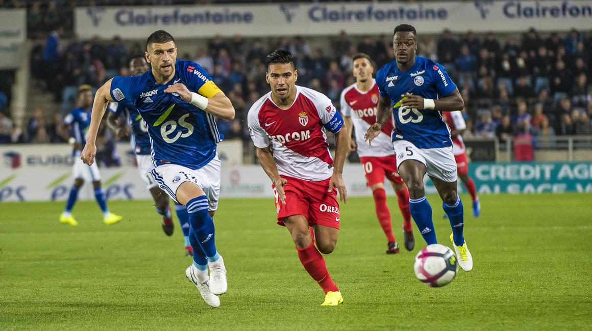 RC Strasbourg-AS Monaco le dimanche 1er Septembre à 17h