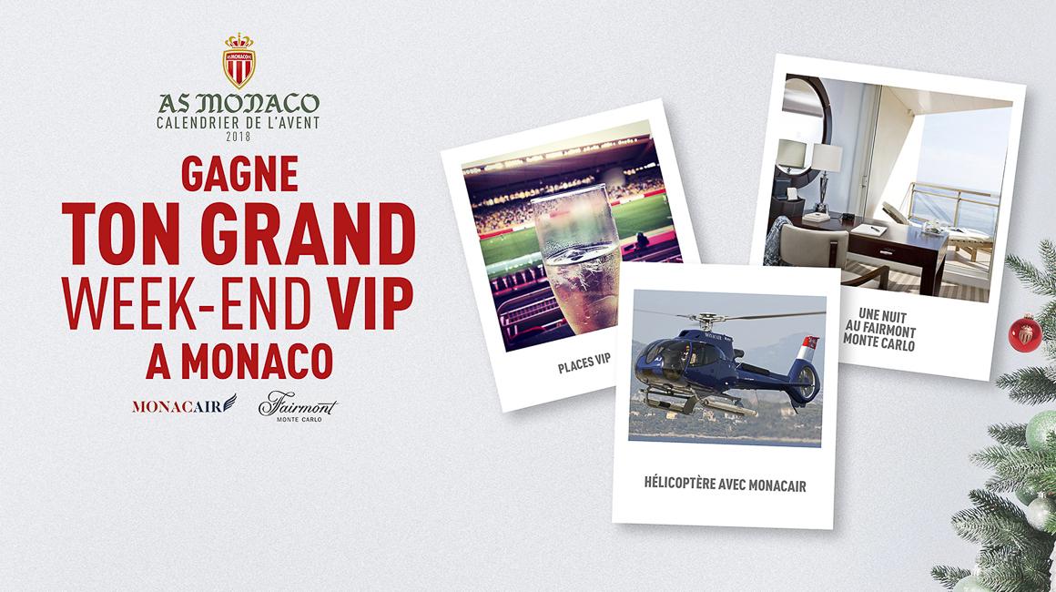 Gagnez un weekend VIP à Monaco !