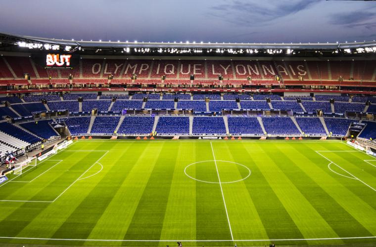 Achetez votre place pour Lyon - AS Monaco