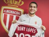 Rony Lopes prolonge jusqu'en 2022