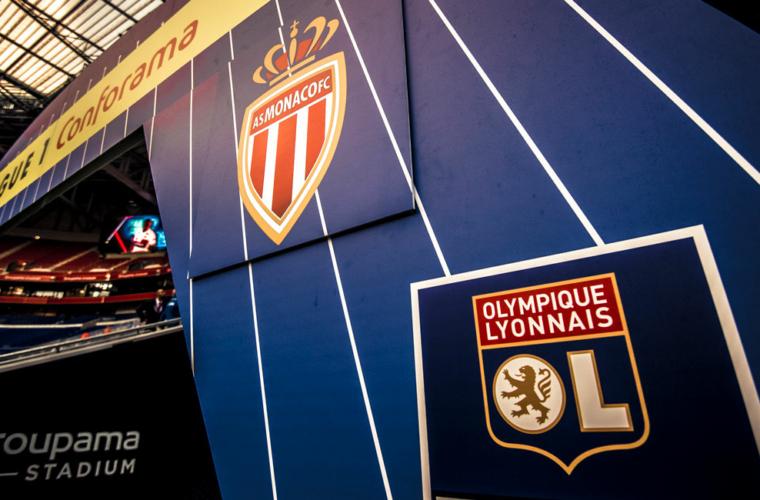 里昂与摩纳哥的比赛将于中国黄金时间播出