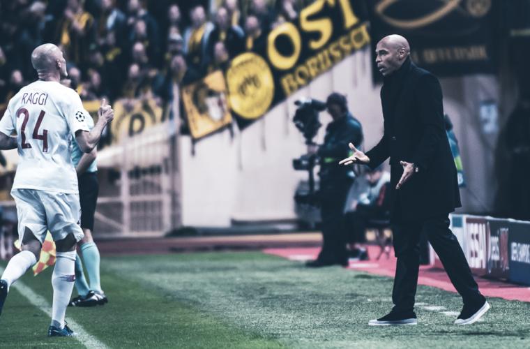 """Thierry Henry : """"Il faut vite récupérer pour passer à Lyon"""""""