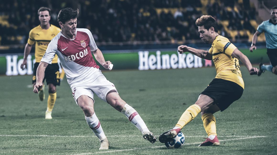 Compte-rendu : AS Monaco 0 - 2 Dortmund