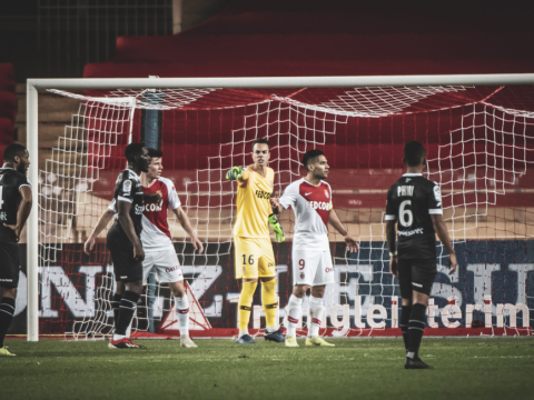 Resumen del partido: AS Monaco 0-2 EA Guingamp