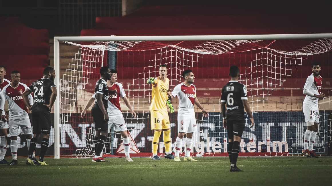 Report: AS Monaco 0-2 EA Guingamp