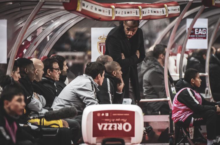 "Thierry Henry : ""Garder la tête haute"""
