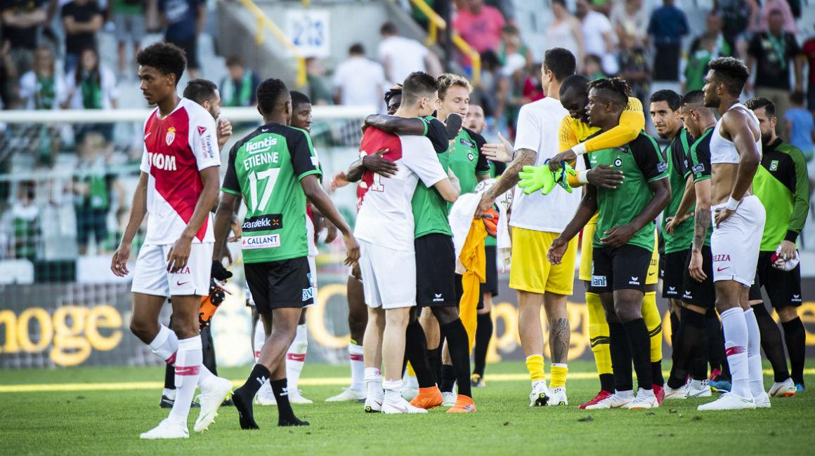 L'AS Monaco et le Cercle Bruges, des débuts réussis