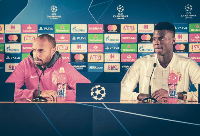 AS Monaco – Dortmund, le Zap' Déclas