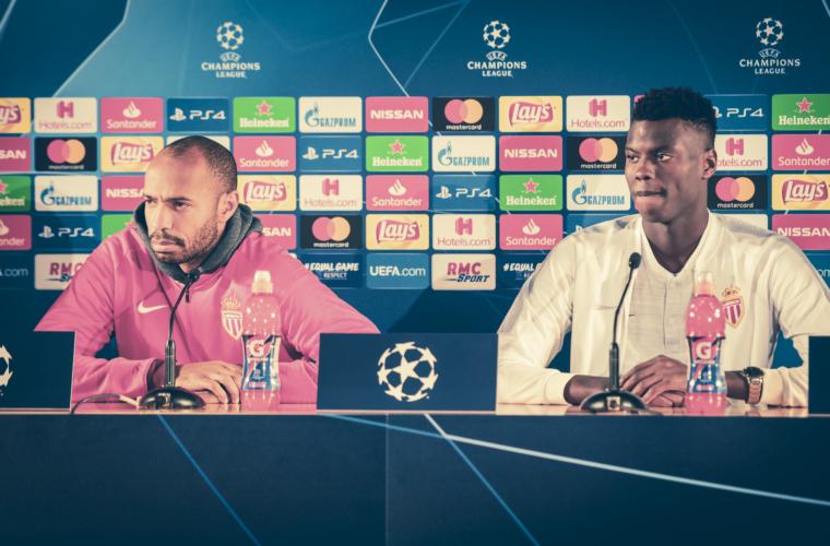 AS Monaco - Dortmund, le Zap' Déclas