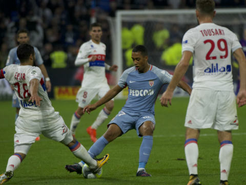 Lyon - AS Monaco en cinco estadísticas