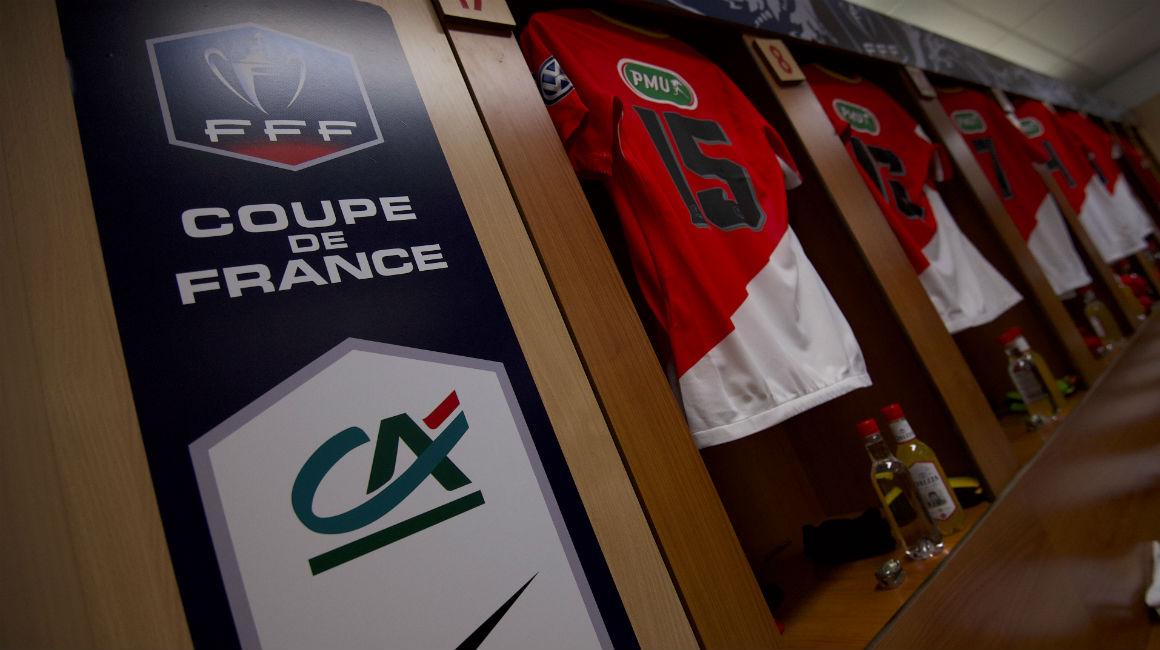 Canet-en-Roussillon - AS Monaco en 32es de finale