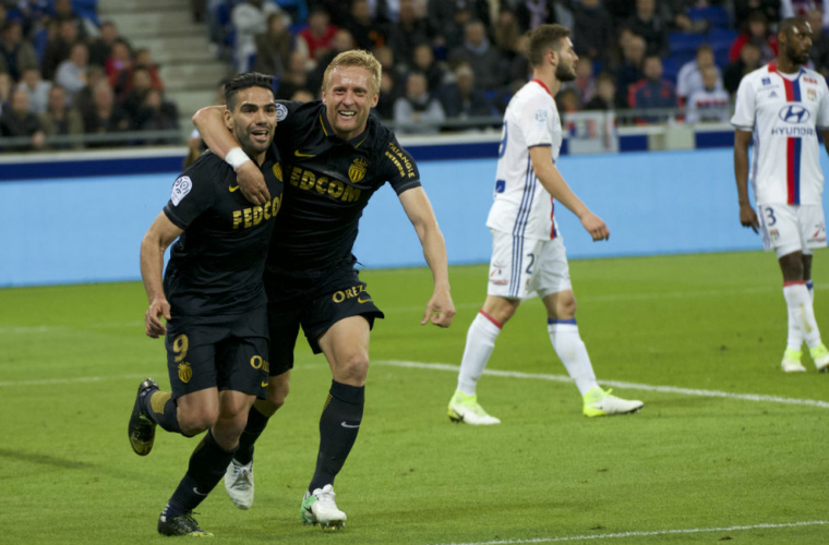 Retrô: Após o Dortmund, o AS Monaco vence o Lyon