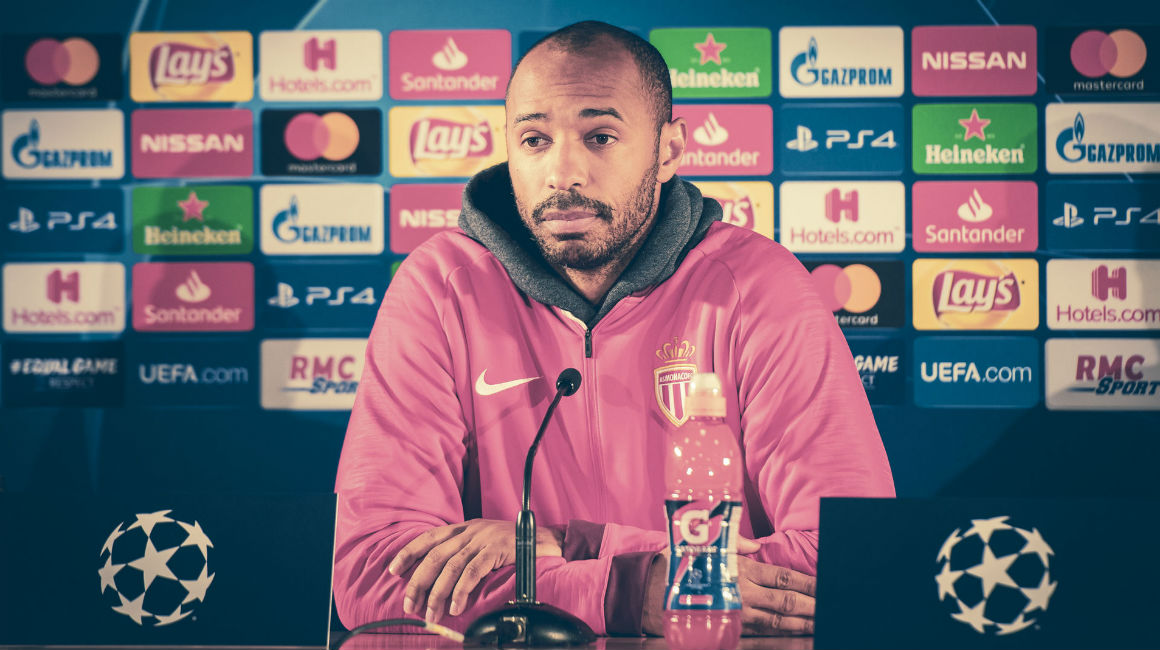 """Thierry Henry : """"Il y aura une rotation"""""""