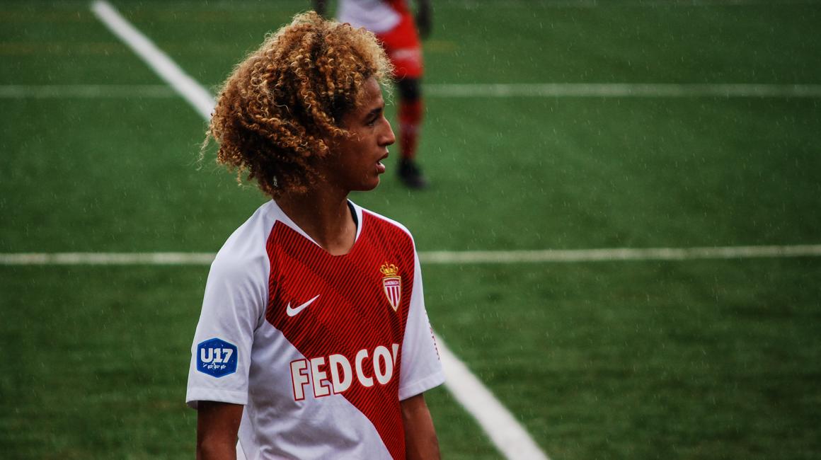 U17 : AS Monaco 7-1 Pays d'Aix