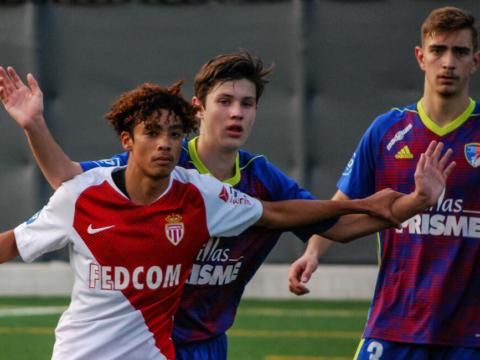 U17 : AS Monaco 3-0 Marignane