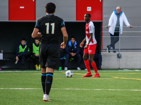 U19 - Gambardella : AS Monaco 0-1 OM