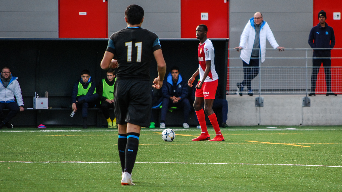 U19 – Gambardella : AS Monaco 0-1 OM