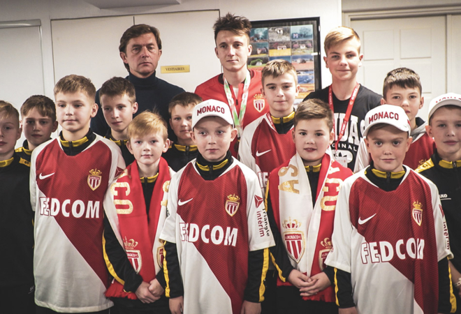 Александр Головин — опережая Деда Мороза!