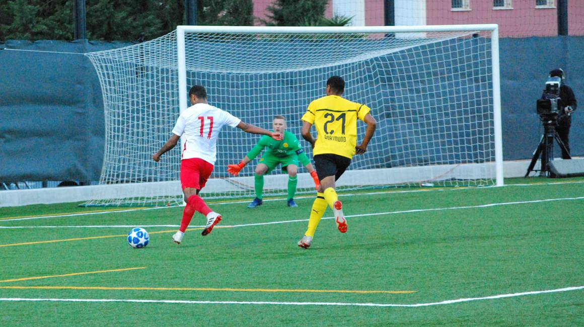 HIGHLIGHTS - UYL : AS Monaco 1-1 Borussia Dortmund