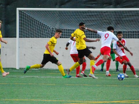 UYL : AS Monaco 1-1 Borussia Dortmund