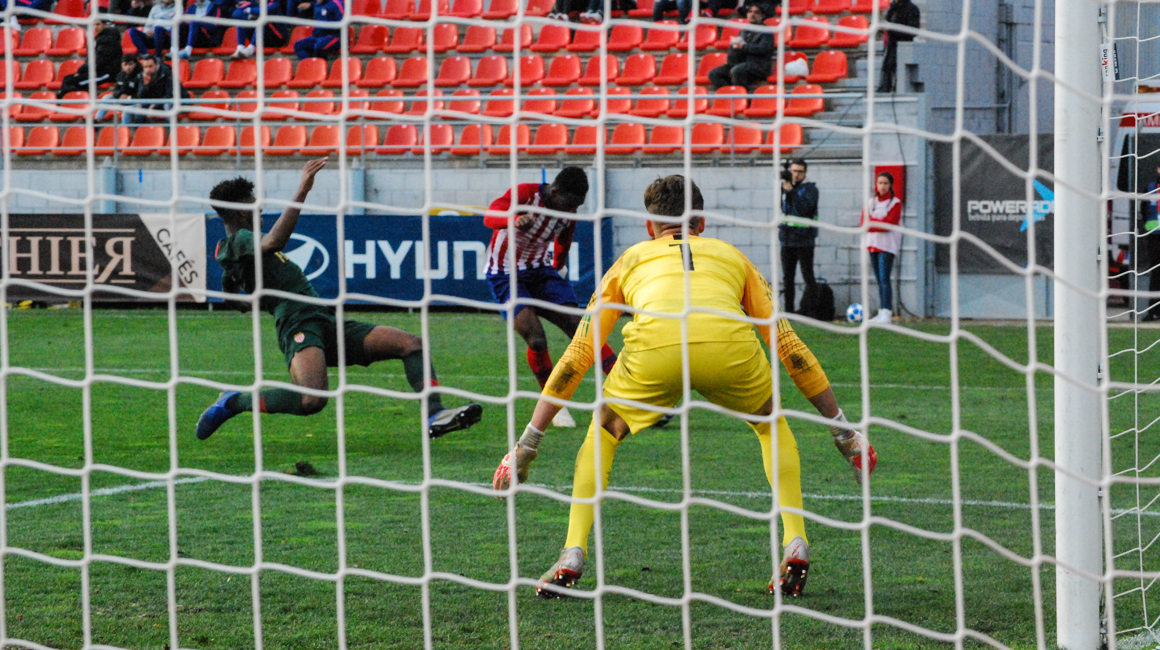 Youth League : Atlético 3-0 AS Monaco