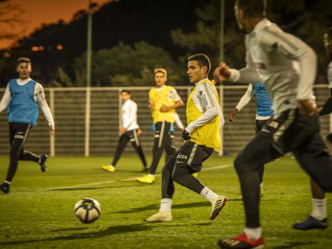 El grupo: Primer llamado para Naldo, regreso de Rony Lopes
