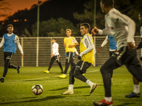 Groupe : Première pour Naldo, retour de Rony Lopes