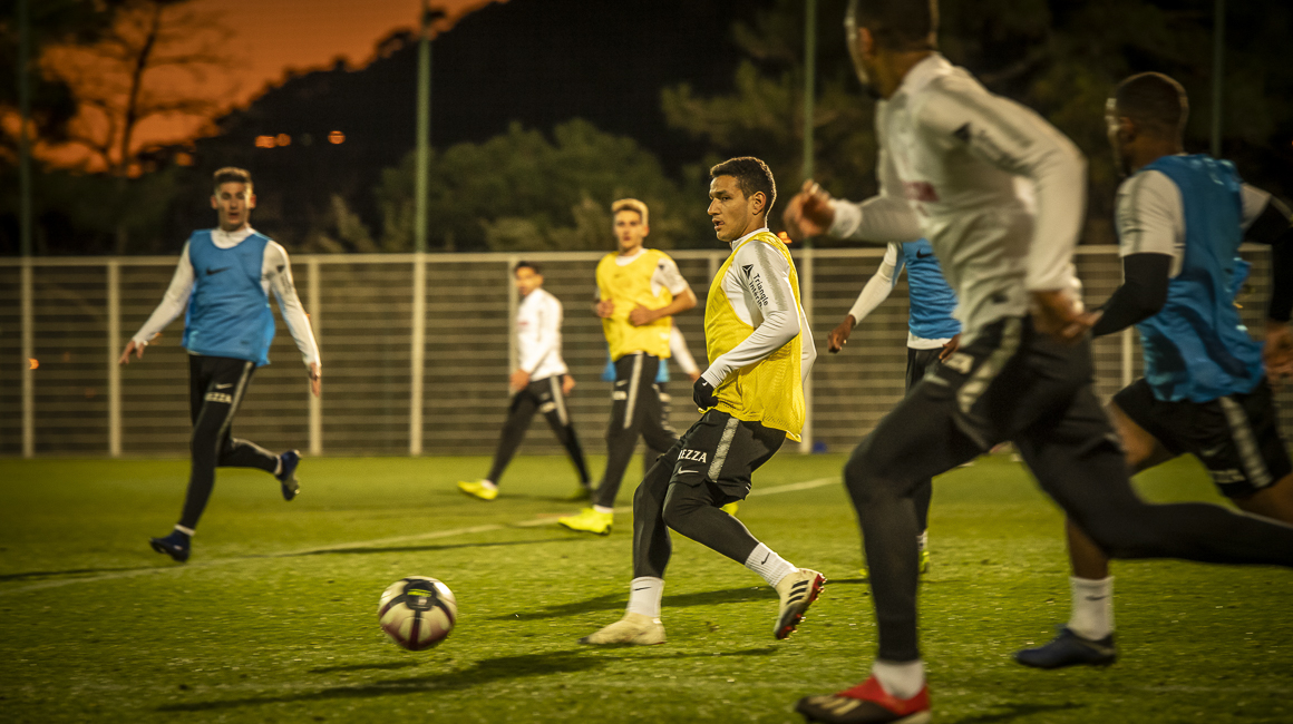 Squad: A First for Naldo and a Return of Rony Lopes