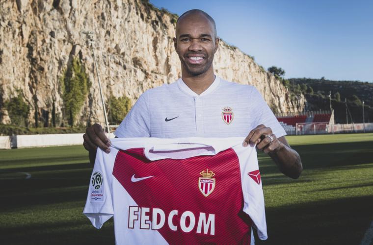 Naldo no AS Monaco