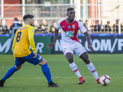 AS Monaco - FC Metz le mardi 22 janvier