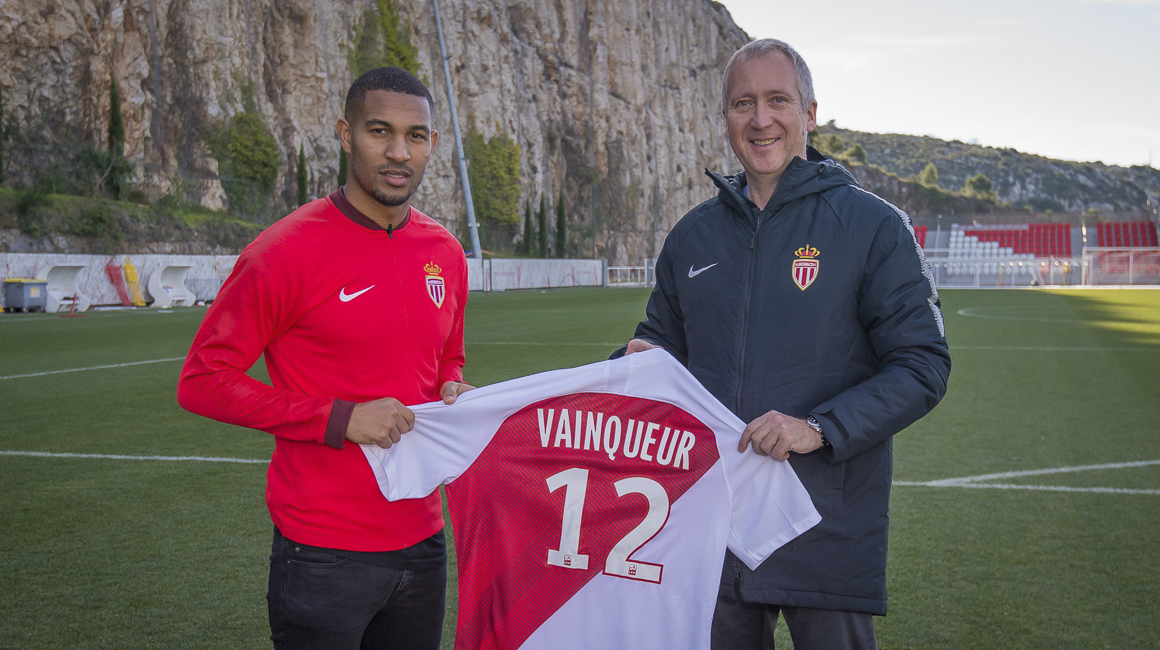 William Vainqueur joins AS Monaco