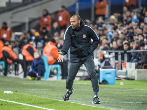 """Thierry Henry : """"Gagner ce premier match à domicile en L1"""""""