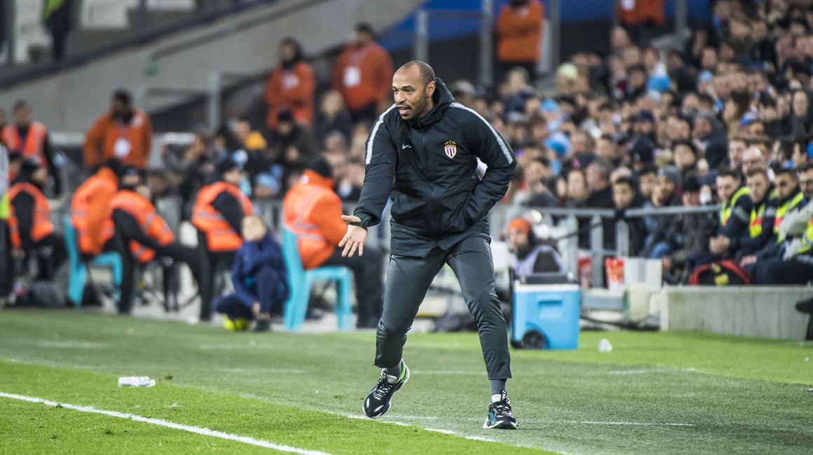 "Thierry Henry: ""We would like to win our first home game in Ligue 1"""