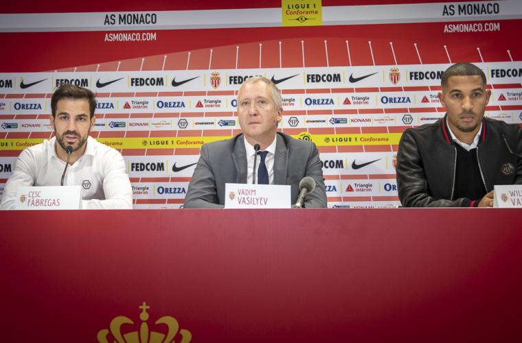 "Vadim Vasilyev: ""The club reacted quickly"""