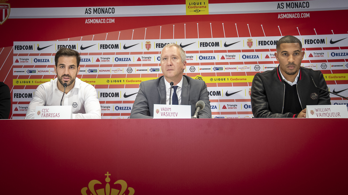 "Vadim Vasilyev: ""The club reacted quickly"""