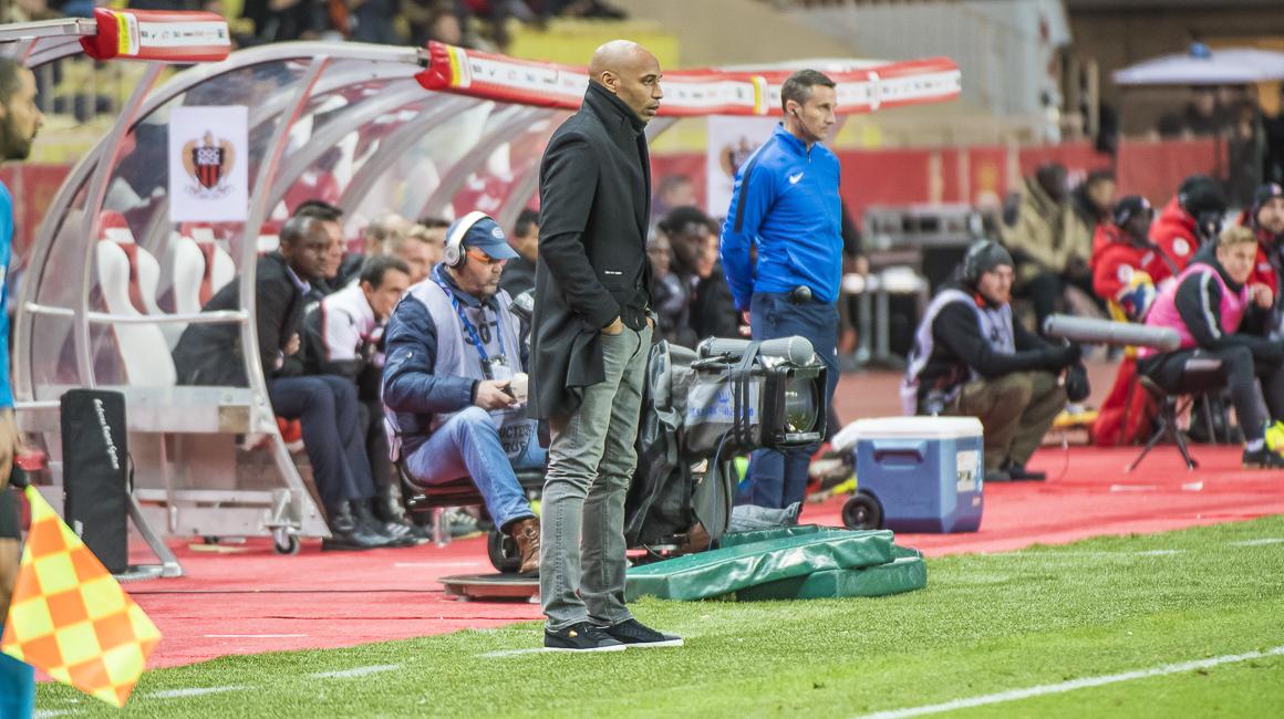 """Thierry Henry : """"Un point ce n'est pas suffisant"""""""