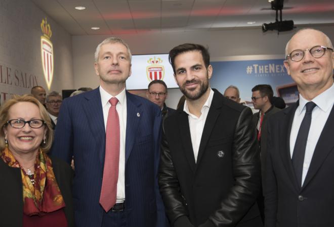Les voeux du Président Dmitry Rybolovlev